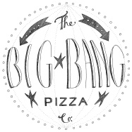 The Big Bang Pizza Company Logo